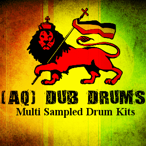 Dub and Reggae Drum Kit