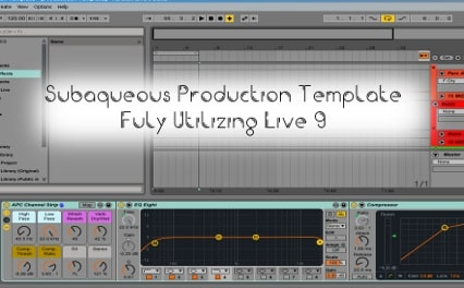 Live Producers Template