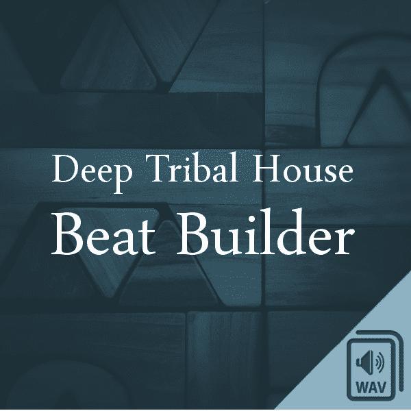 Blue Tribal House Sample Library