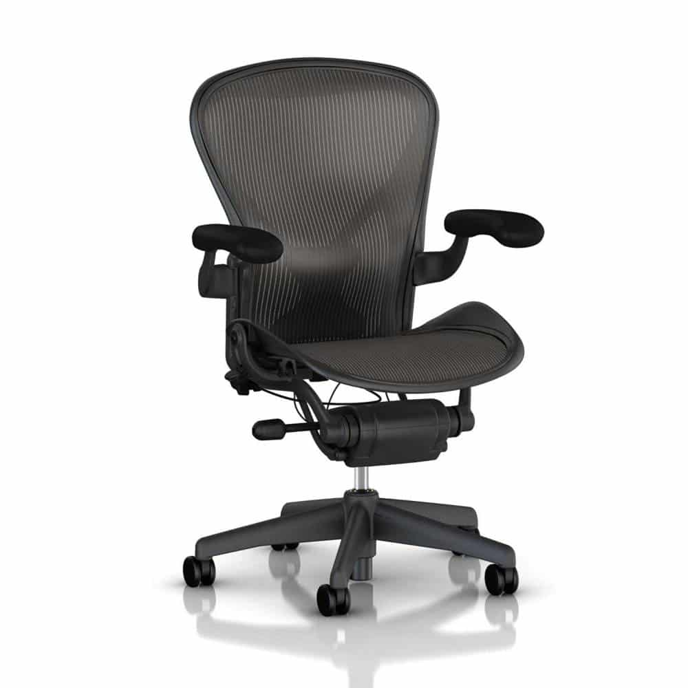 High End Office Chair for Back Pain