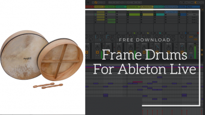 Frame Drum For Ableton Live Free Download