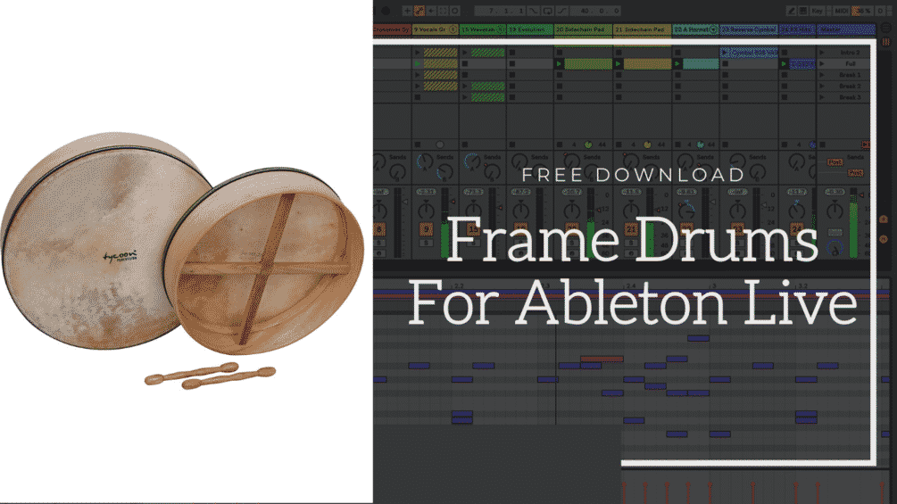 Frame Drum For Ableton Live Free Download